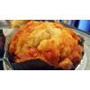 Muffin banaan-caramel